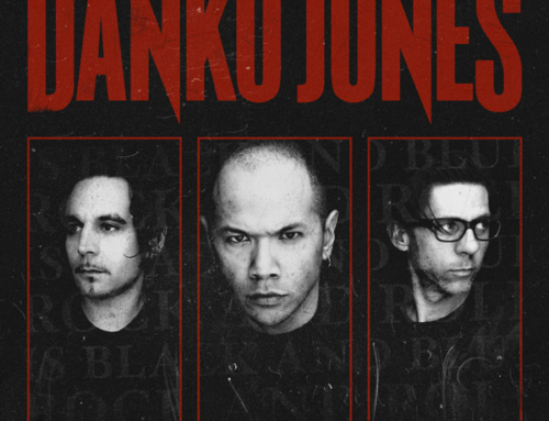 Danko Jones : nouvel album, nouveau single offert et concert à Paris !!!
