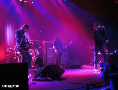 Mark Lanegan : enfin un vrai concert à Paris !!