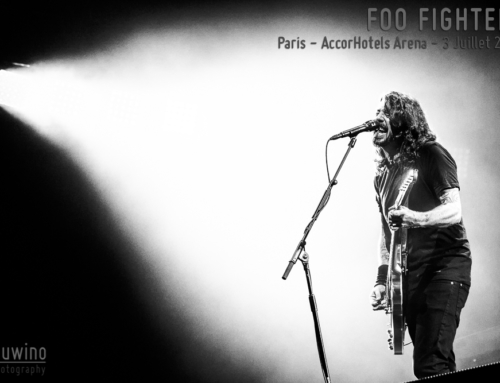 FOO FIGHTERS – Paris – AccorHotels Arena – 3 Juillet 2017
