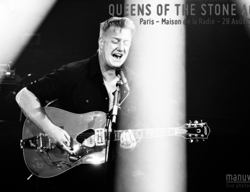 QUEENS OF THE STONE AGE – Paris – Maison de la Radio – 28 Août 2017