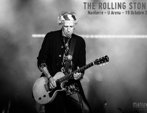 THE ROLLING STONES – Nanterre – U Arena – 19 Octobre 2017