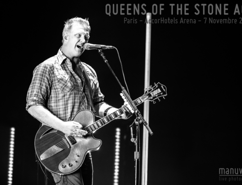 QUEENS OF THE STONE AGE – Paris – AccorHotels Arena – 7 Novembre 2017