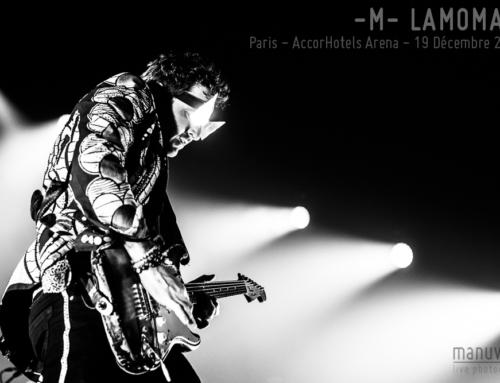 -M- LAMOMALI – Paris – AccorHotels Arena – 19 Décembre 2017
