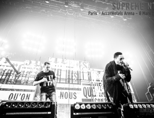 SUPREME NTM – Paris – AccorHotels Arena – 8 Mars 2018
