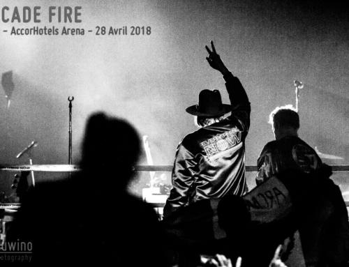 ARCADE FIRE – Paris – AccorHotels Arena – 28 Avril 2018