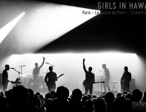 GIRLS IN HAWAII – Paris – Le Casino de Paris – 12 Avril 2018
