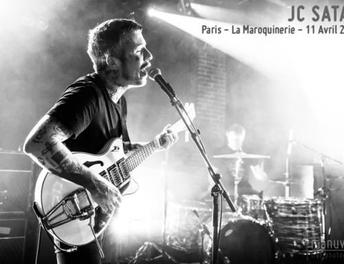 JC SATAN – Paris – La Maroquinerie – 11 Avril 2018