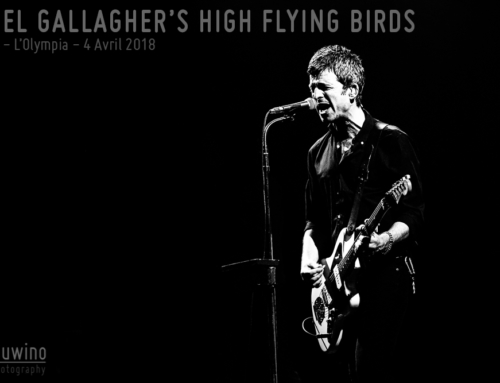 NOEL GALLAGHER'S HIGH FLYING BIRDS – Paris – L'Olympia – 4 Avril 2018