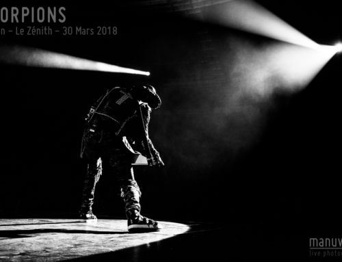 SCORPIONS – Rouen – Le Zénith – 30 Mars 2018