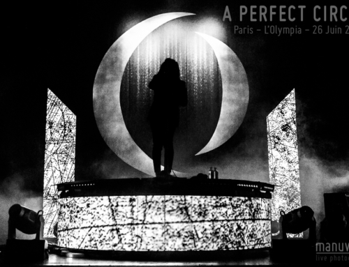 A PERFECT CIRCLE – Paris – L'Olympia – 26 Juin 2018
