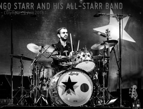 RINGO STARR AND HIS ALL-STARR BAND – Paris – L'Olympia – 6 Juin 2018