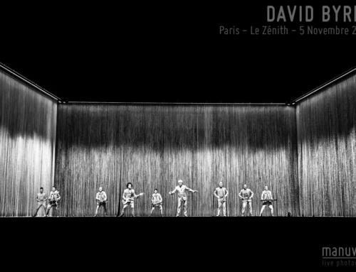 DAVID BYRNE – Paris – Le Zénith – 5 Novembre 2018