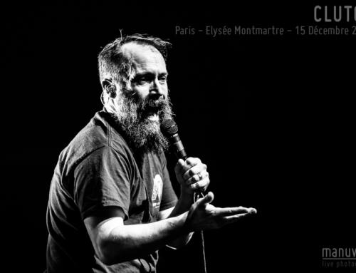 CLUTCH – Paris – Elysée Montmartre – 15 Décembre 2018