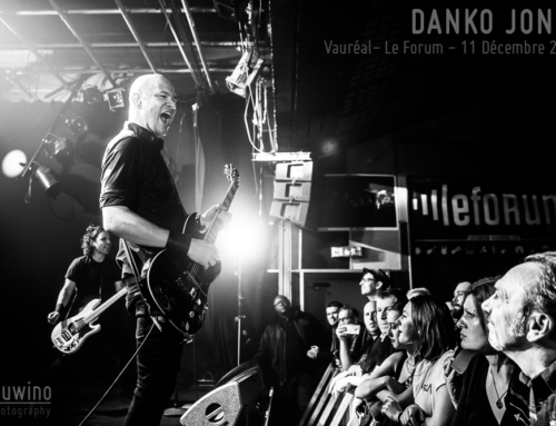 DANKO JONES – Vauréal – Le Forum – 11 Décembre 2018