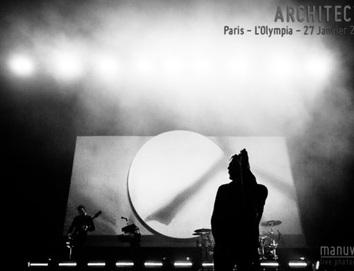 ARCHITECTS – Paris – L'Olympia – 27 Janvier 2019