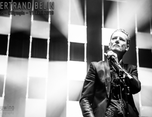 BERTRAND BELIN – Paris – L'Olympia – 11 Avril 2019