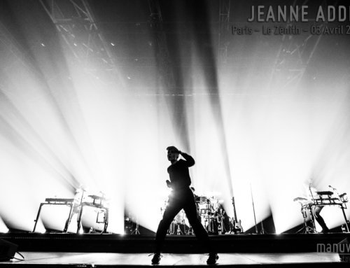 JEANNE ADDED – Paris – Le Zénith – 3 Avril 2019