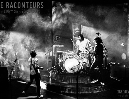 THE RACONTEURS – Paris – L'Olympia – 26 Mai 2019