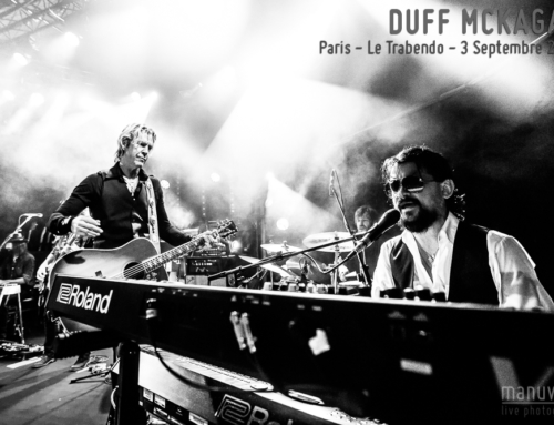 DUFF MCKAGAN + SHOOTER JENNINGS – Paris – Le Trabendo – 3 Septembre 2019