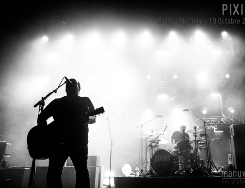 PIXIES – Paris – L'Olympia – 19 Octobre 2019
