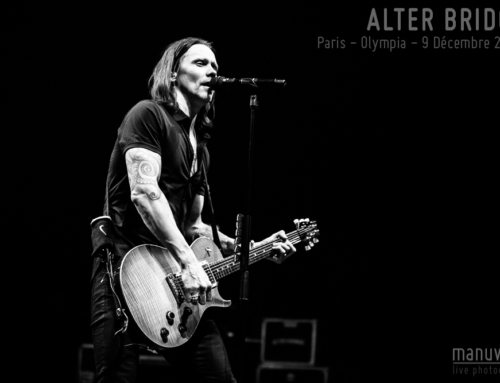 ALTER BRIDGE – Paris – Olympia – 9 Décembre 2019