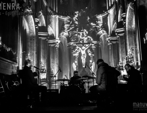 AMENRA – Paris – Eglise Saint-Merry – 16 Décembre 2019